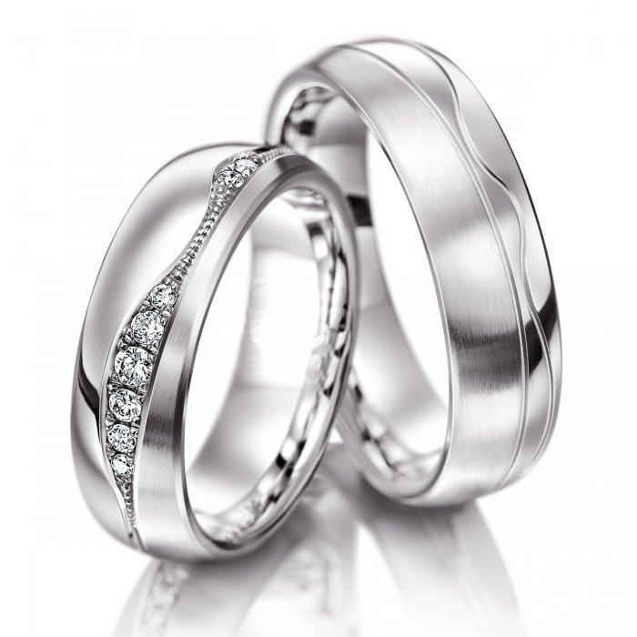 Snubní prsteny. Salon Marion.